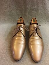 Paul Smith G176 Gold Patent Men Pointy Shoes Size 9/43