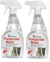 2 X 500ml Bird Brand Algae Killing Fungicidal Wash Spray indoor & outdoor Use
