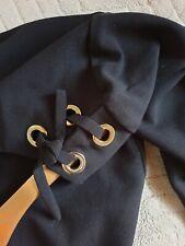 Robe ba&sh dress noire T1/36. essentiel, esprit.