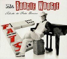 CD de musique boogie-woogie pour Blues