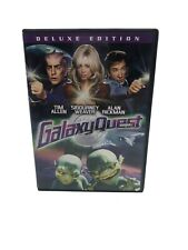 Galaxy Quest Dvd Dean Parisot(Dir) 1999 Free Shipping !