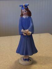 1991 Enesco Growing Up Girl Graduate Figurine