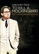 to Kill a Mockingbird 50th Ann Ed 0025192073663 With Gregory Peck DVD Region 1
