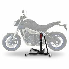 Moto Support Centrale ConStands Power Yamaha mt-09 13-17, Adaptateur + rôles Incl.