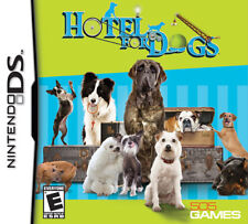 Hotel For Dogs For Nintendo DS DSi 3DS 2DS Game Only 5E