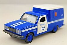 IZH-21175 USSR RUSSIAN POLICE MILITCIYA RARE Collection Model Car 1/34 scale
