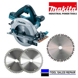 Makita Compatible  Cordless Circular Saw Blade - 136mm to 190mm Unbranded
