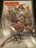 Marvel Comics 1000 (Crain variant) --(NM/MT condition)-- Marvel 2019