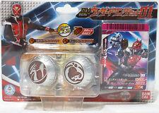 Bandai Kamen Rider Wizard : DX Wizard Ring Set of 4 (with Ganbaride Card)