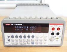 Keithley 2100/120 DMM 6 & 1/2 Digit Digital Benchtop Multimeter w/ USB