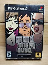 Grand Theft Auto: The Trilogy (Sony PlayStation 2, Ps2, 2006) Complete Gta