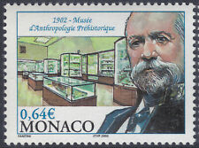 Monaco 2002 Anthropology Museum Centenary UM Yvert 2338 Cat 2.10 Euros