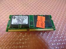 Genuine Sony Vaio PCG-F630  Laptop Centon 128MBLT133 128MB Memory RAM  PC133Mhz