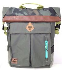 Billabong Flux Everyday Laptop Backpack / Satchel. 25 Litre. NWT. RRP $79-99.