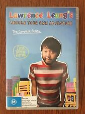 Lawrence Leung's Choose Your Own Adventure: Complete Series DVD *Region 4