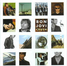 BON JOVI - Crush (CD 2000) First Edition EXC Incl. It's My Life