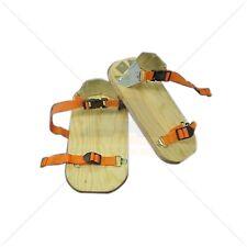 Wood Asphalt Shoes