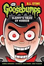 Goosebumps Graphix: Slappy's Tales of Horror (Goosebumps Graphix) by R. L....