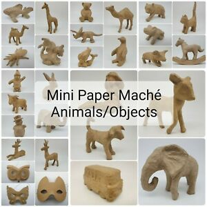 Decopatch Animals, Objects, AP Paper Mache ***BIGGEST SELECTION ON EBAY***