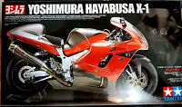 Yoshimura Hayabusa X-1 - Tamiya Kit 1:12 14093 - Nuovo