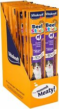 Vitakraft BeefStick WITH LAMB Meat Beef Sticks Dog Puppy Treats Sugar Free 12g