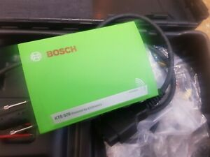 Bosch KTS 570 in case with Leads