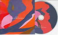 NLF3 Pink Renaissance 2014 UK 9-trk promo test CD