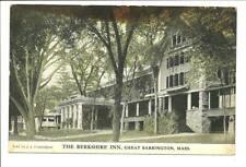 The Berkshire Inn Great Barrington Mass MA Massachusetts Unmailed