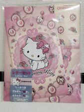 Sanrio Charmmy Kitty Letter Set with sticker sheet JAPAN MADE Daiso Kawaii
