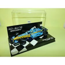Renault F1 Team R26 GP 2006 F. Alonso Minichamps 1 43