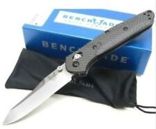 * NEW Benchmade 940-1 Axis Osbrone S90V Carbon Fiber Reverse Tanto Folding Knife