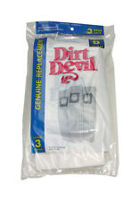 3-Pack Dirt Devil Type D Replacement Vacuum Cleaner Bag