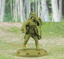 K776 Dust Tactics RED GUARDS COMMAND SQUAD Soldier Action Figure Toy Model