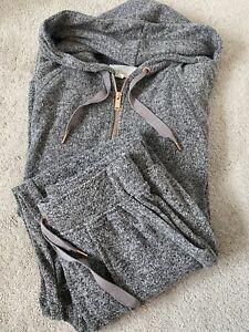 Next Grey Loungewear Set - Size 10