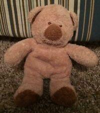 "7"" Ty Beanie Babies PLUFFIES PJ Teddy Bear Bunny NO PJ's Pajamas Removable Plush"