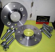 Coppia Distanziali Ruota + Bulloni For Nissan Micra K12  2002>2010 4x100 16mm