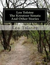 Books in Two Languages: Leo Tolstoy the Kreutzer Sonata and Other Stories :...
