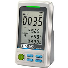 TES 5322 PM2.5 Air Quality Monitor PM2.5 Mix gases Measurement