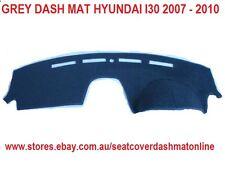 DASH MAT, DASHMAT, DASHBOARD COVER FIT HYUNDAI I30 2007 - 2012,  GREY