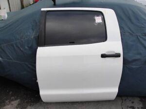 719768. Toyota Tundra CREWMAX 2007-2021 OEM Rear Left LH Side Door