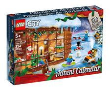 LEGO - 60235 - City - Advent calendar - Calendario Advento 2019 (SEALED)