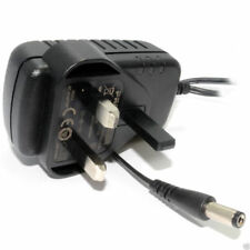 CCTV Camera 12V 0.5A 500mA PSU 2.1mm DC Plug UK Power Supply [005638]