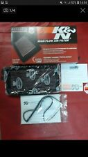 33-2126 K&N Air Filter fit FORD MERCURY Escort Tracer 1.9L L4 F/I