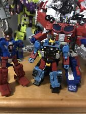 Tranaformers Siege Incomplete Lot