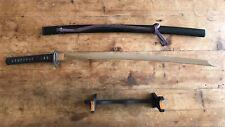 More details for antique japanese katana koshirae
