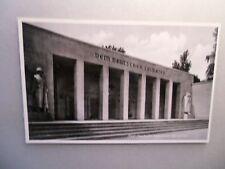Ansichtskarte Bad Nauheim Gefallenen-Ehrenmal Dem Deutschen Soldaten
