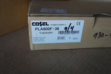 Cosel AC-DC Power Supplies Enclosed Type PLA600F-36 Output 36V/16.7A