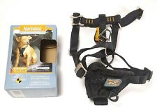 Kurgo Dog Harness for Small Dogs Black (missing seatbelt tether!)