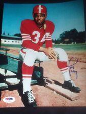 Joe Perry San Francisco 49ers HOF 69 Autographed Signed 8x10 Photo ~ PSA/DNA
