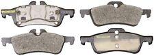 Disc Brake Pad Set-Convertible Rear Monroe DX1060 fits 2007 Mini Cooper